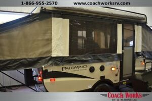 2017 Palomino Camping Trailers T10ST
