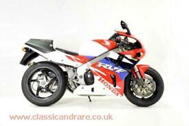 Honda RVF750R RC45 Low mileage example