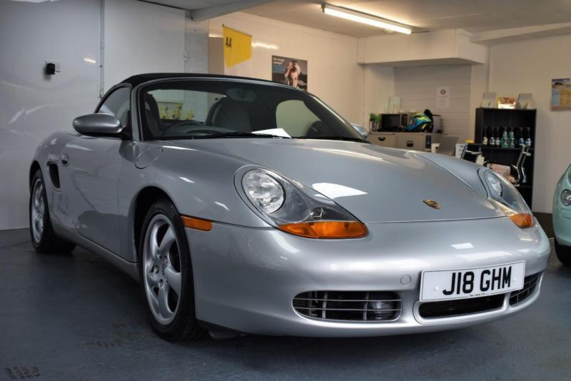2002 Porsche Boxster S 32 986 Grey 56k Miles 3 Owners Lovely Car