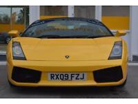 2009 09 Lamborghini Gallardo 5.0 V10 ( 520bhp ) Spyder E-Gear