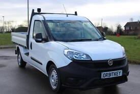 Fiat DOBLO 16V WORK UP MULTIJET Dropsided Diesel Truck 15 Reg £7,895 + Vat