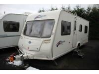 Bailey Pageant Burgundy Series 6 2008 4 Berth Fixed Bed Caravan