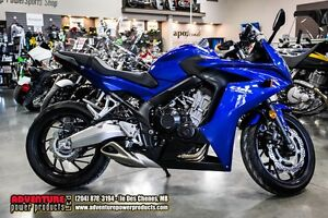 2014 Honda CBR650F - Awesome Shape, Really Low Miles