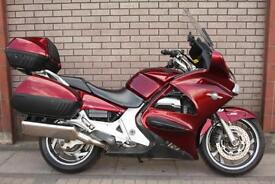 2008 HONDA ST1300 PAN EUROPEAN ST 1300 A TOURING MOTORCYCLE PRIVATE PLATE