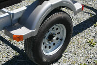 NEW PONTOON TRAILERS -   COMPLETE WITH BRAKES  !