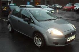 Fiat Grande Punto 1.2 Active - VERY LOW MILES!! - 1 Yr MOT, 1 Yr AA Cover