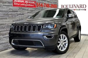 Jeep Grand Cherokee Limited V6 TOIT OUVRANT 4X4 HITCH MAGS 20''