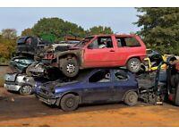 Scrap car wanted vans cash out cars