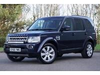 2016 Land Rover Discovery 4 3.0 SD V6 HSE (s/s) 5dr