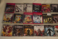 Playstation 3 Games - 10$ Each or 3 games for 25$