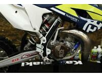 2016 Husqvarna TC 85 SMALL WHEEL MOTOCROSS BIKE, FMF PIPE