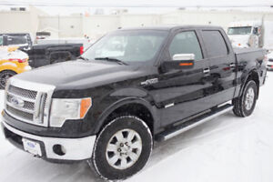2011 Ford F-150 SuperCrew Supercrew Lariat Pickup Truck