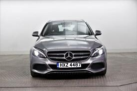 2015 Mercedes-Benz C Class C220 BLUETEC SPORT Diesel silver Manual