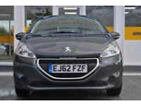 BAD CREDIT CAR FINANCE AVAILABLE 2012 62 Peugeot 208 1.4HDi