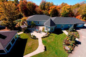 55 CLINTON DRIVE, WILLOW GROVE 2.5 ACRES W/LAKE ACCESSIBILITY