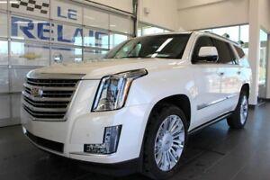 Cadillac Escalade 4WD 4dr Platinum 2015