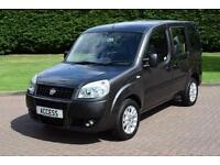 Fiat Doblo 1.4 8v Dynamic Wheel chair Accessible Vehicle