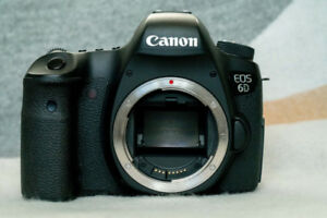Canon EOS 6D & Accessories - Everything a photographer needs!