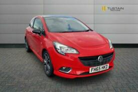 image for 2015 Vauxhall Corsa 1.4 RED EDITION S/S Hatchback PETROL Manual