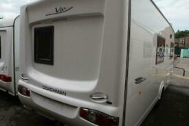 Coachman VIP 520/4 2011 4 Berth Caravan £8,900