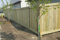 Fence Post Installation