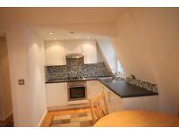 Contemporary 3 bedroom top floor apartment in Angel
