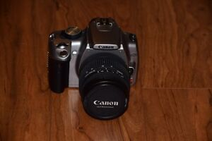 Canon Rebel XT with Sigma 28-70 Lens
