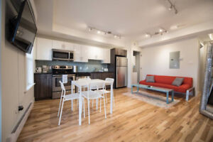 Chic Downtown 2 Bedroom for November 1