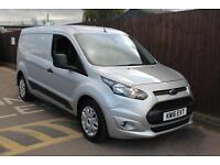 Ford Transit Connect 1.6TDCi 95PS 240 L2 LWB Trend in Silver - Onsite