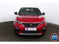2020 Peugeot 3008 1.6 Hybrid4 300 GT Line 5dr e-EAT8 Auto Estate Hybrid Automati