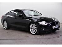 2015 BMW 4 Series 418D SE GRAN COUPE Diesel black Automatic