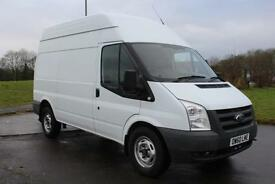 Ford Transit 2.4TDCi 350 MWB H/Roof VAN 60 Reg (2011) Low Miles £7,495 + VAT