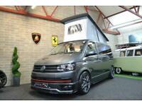 Volkswagen Transporter T6 t5 TDI 150 AURORA EXCLUSIVE EDT H/LINE CAMPERVAN 4