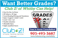 IN-HOME TUTORING IN MATH, ENGLISH, FRENCH, READING, WRITING