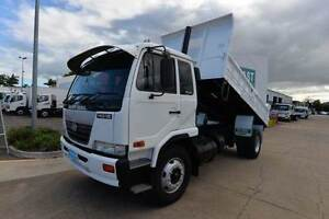 NISSAN UDPKC215 ** TIPPER ** #4990 Archerfield Brisbane South West Preview