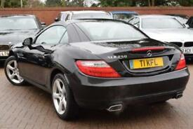 2012 Mercedes-Benz SLK 1.8 SLK250 BlueEFFICIENCY Edition 125 7G-Tronic Plus