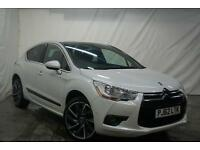 2013 Citroen DS4 HDI DSPORT Diesel white Manual