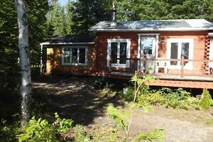 Cottage for sale in Florio Lake 124 km from Temiscaming Qc.