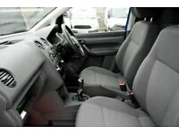 2014 Volkswagen Caddy 1.6 TDI C20+ Startline Panel Van 4dr Diesel blue Manual