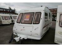 Elddis Odyssey 524 2002 4 Berth Caravan £4,300