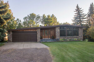 Beautiful bungalow 3 minutes from Sherwood park