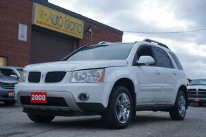 2008 Pontiac Torrent AWD, Sunroof