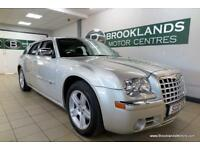 Chrysler 300c 3.0 CRD Auto [7X SERVICES, SAT NAV, LEATHER, SUNROOF, LOW MILES an