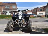 Road legal quad bike 250cc