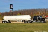Professionnal Class 1 driver - Tanker - Oilfield job wanted