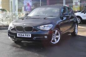 2014 BMW 1 SERIES BMW 116d Sport 5dr