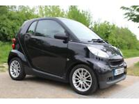 2009 Smart fortwo 0.8cdi ( 45bhp ) Passion AUTO, LOW MILES, DIESEL, PX TO CLEAR