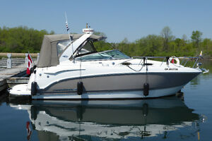 2009 Chaparral 280 Signature with Twin Diesels 29'