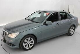 2011 MERCEDES BENZ C CLASS C220 CDI BlueEFFICIENCY SE Edition 125 4dr Auto