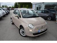 2015 Fiat Swift 1.2 Pop Star (s/s) 3dr Diesel beige Semi Auto